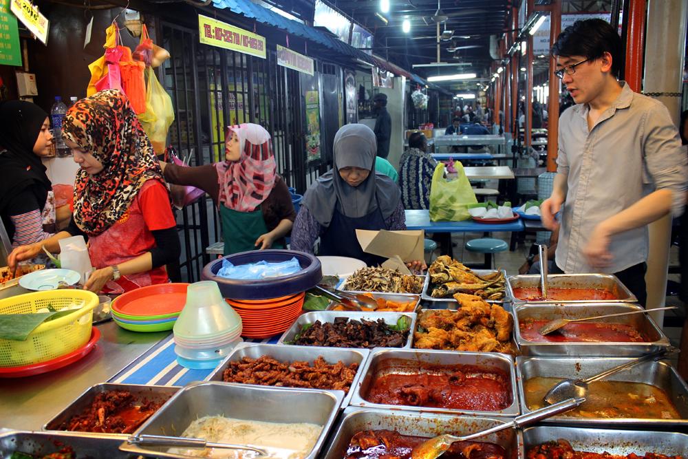 Malay food, Food Tour Malaysia, Kuala Lumpur