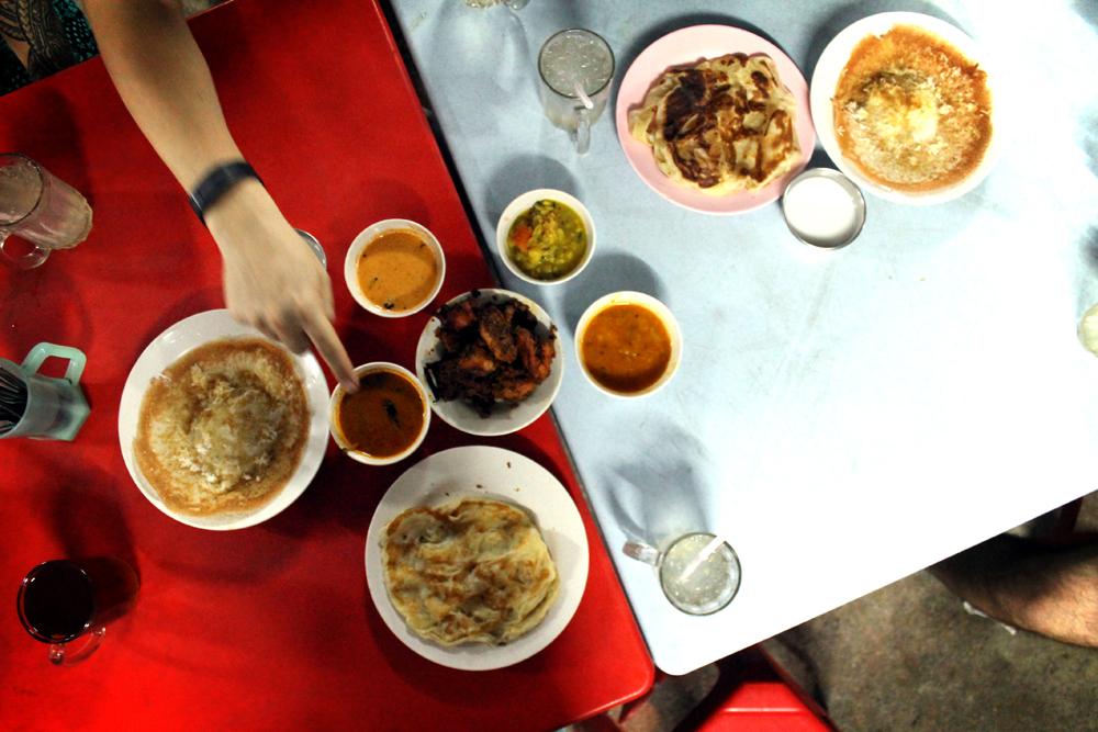 Food Tour Malaysia, Kuala Lumpur