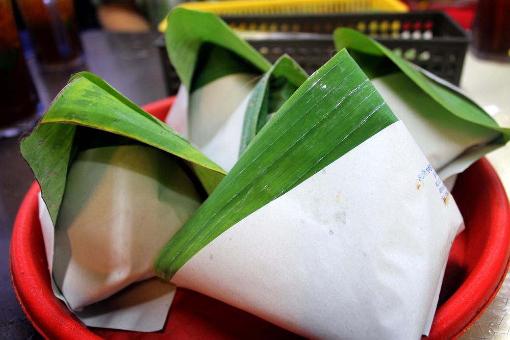 Nasi lemak, Food Tour Malaysia, Kuala Lumpur