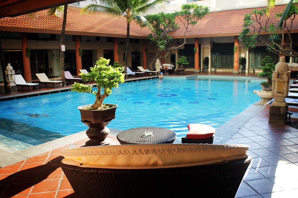 PARKROYAL Hotel Saigon, Vietnam
