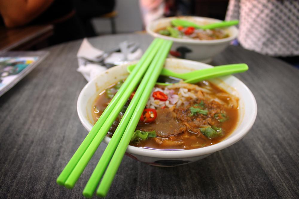 Food Tour Malaysia, Penang