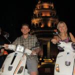Whirling Through Phnom Penh's Nightlife by Vespa