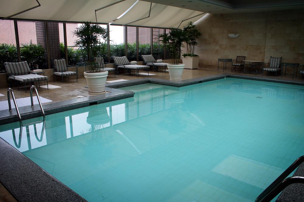 Sherwood Taipei indoor pool, Taiwan