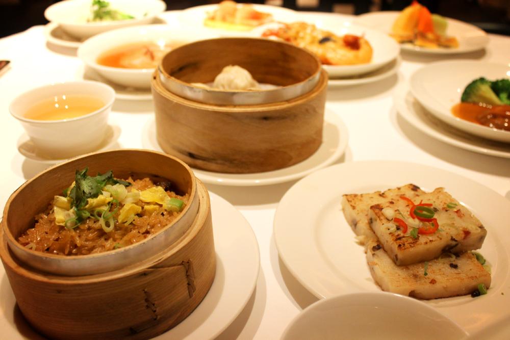 Yi Yuan Chinese Restaurant, Sherwood Taipei, Taiwan
