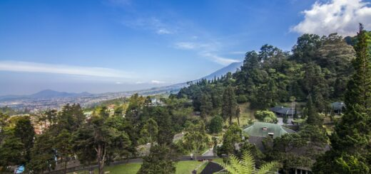 Puncak Pass Resort, Cianjur, Indonesia