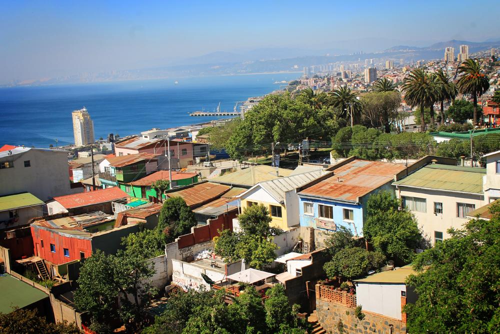 Pablo Neruda, Valparaíso, Chile