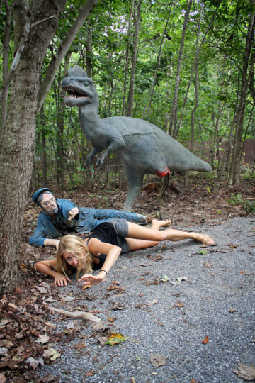 Dinosaur Kingdom II, Natural Bridge, Virginia