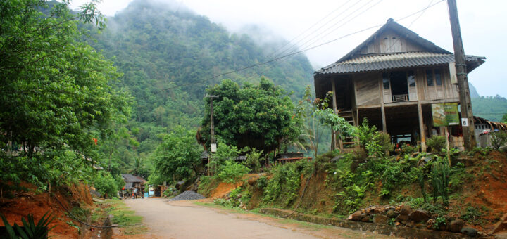 Mai Chau Valley, Vietnam