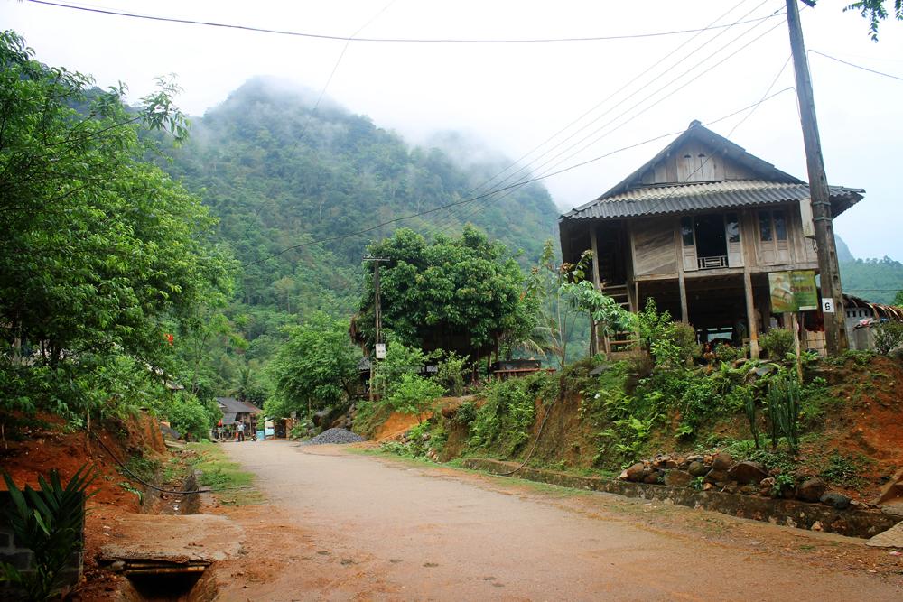 Mai Chau Valley, Vietnam