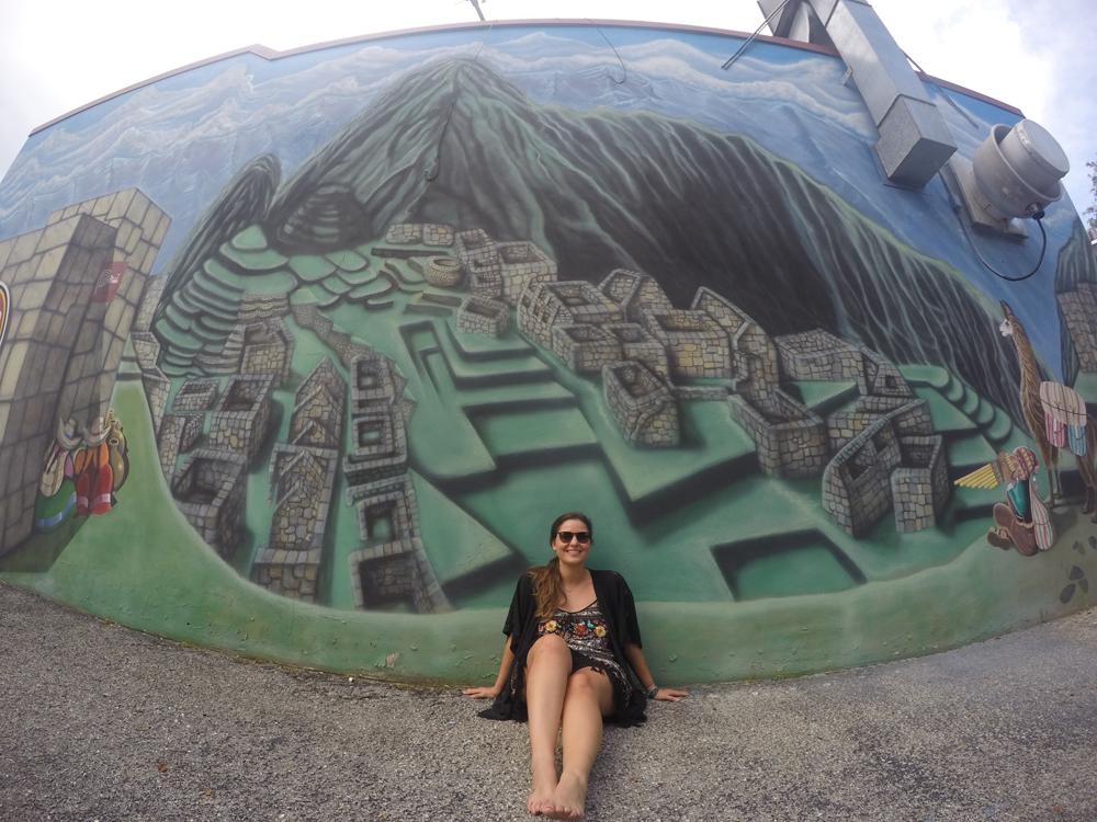 Machu Picchu, Orlando
