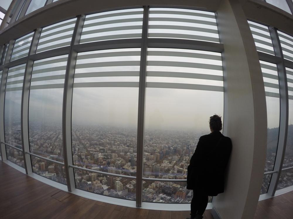 Sky Constanera, Santiago, Chile