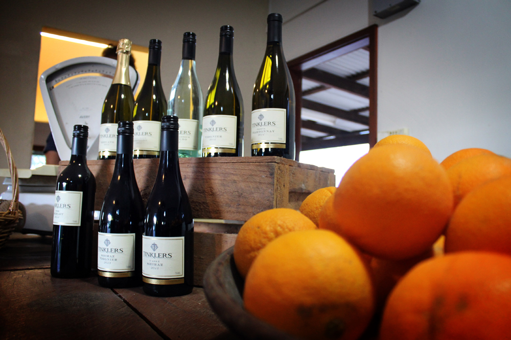 Hunter Valley, Australia wine tasting