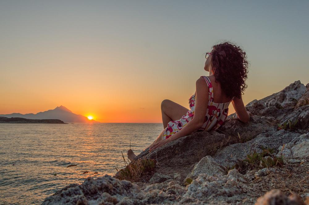 Amouliani Island, Greece