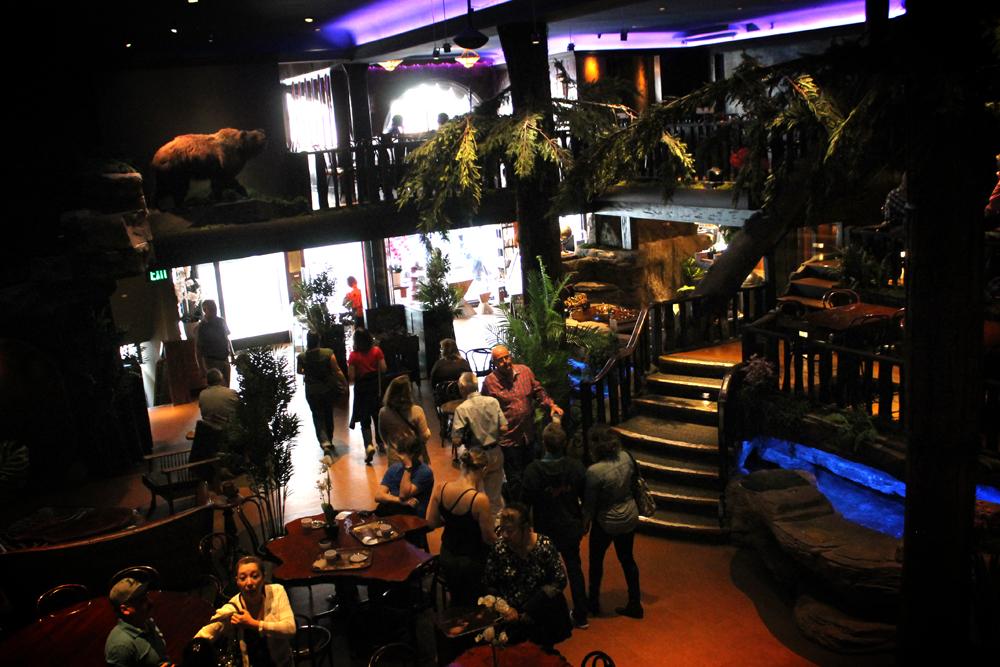 Clifton's, Downtown L.A. food tour