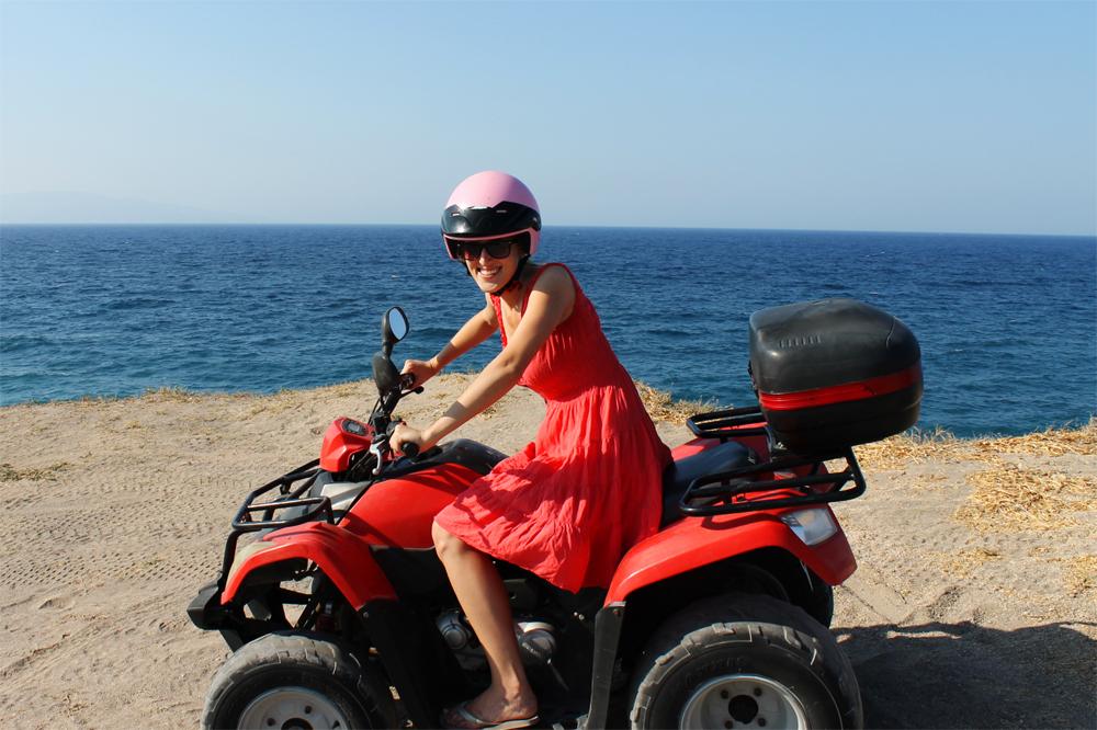 Santorini, Greece - Balkan adventure activities