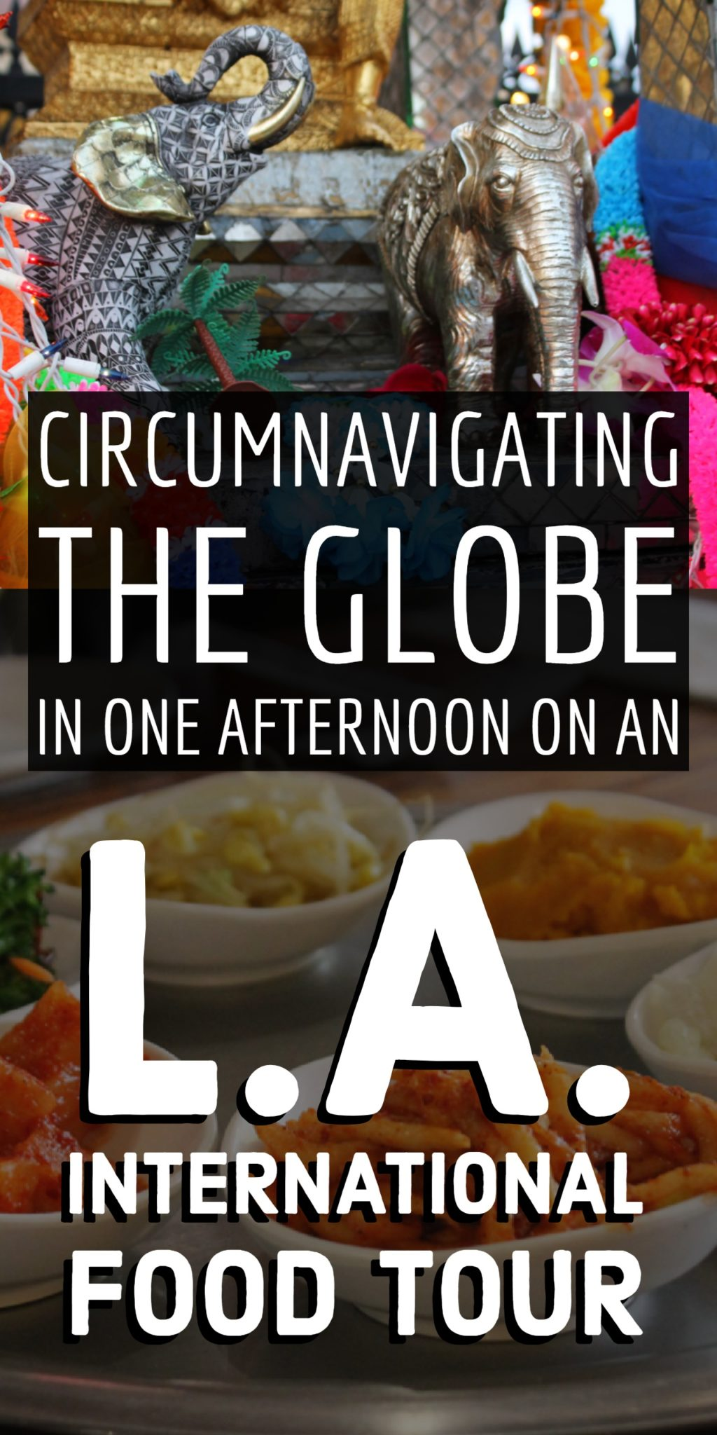 L.A. is a dream come true for the internationally curious. This Ethnic Food & Neighborhoods Tour showcased a side of Los Angeles few tourists or residents ever get to see
