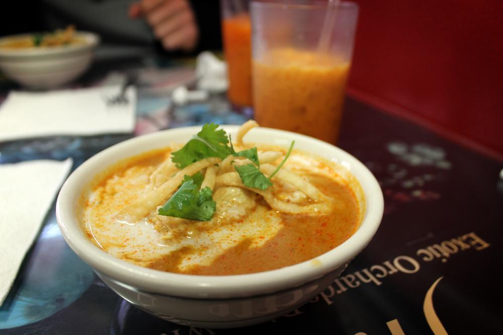 Little Armenia Thai Food, Los Angeles