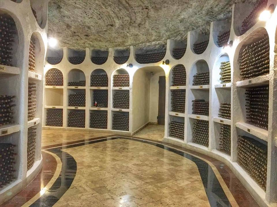 Winery in Moldova