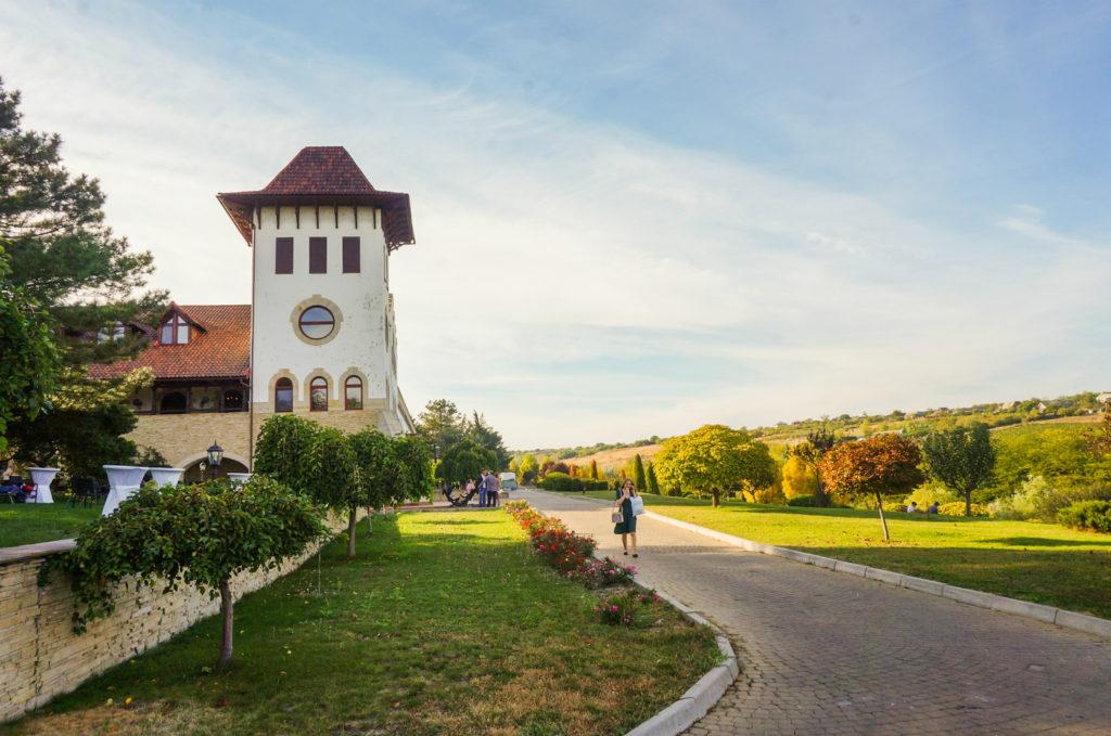 Purcari Winery, Moldova