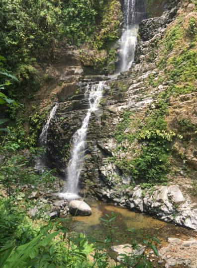 Waterfall, Costa Rica