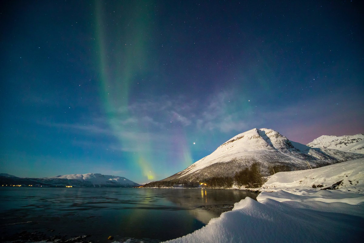 Tromsø, Norway Northern Lights