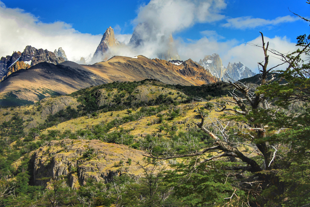 Best places to hike in the world: El Chaltén, Patagonia, Argentina