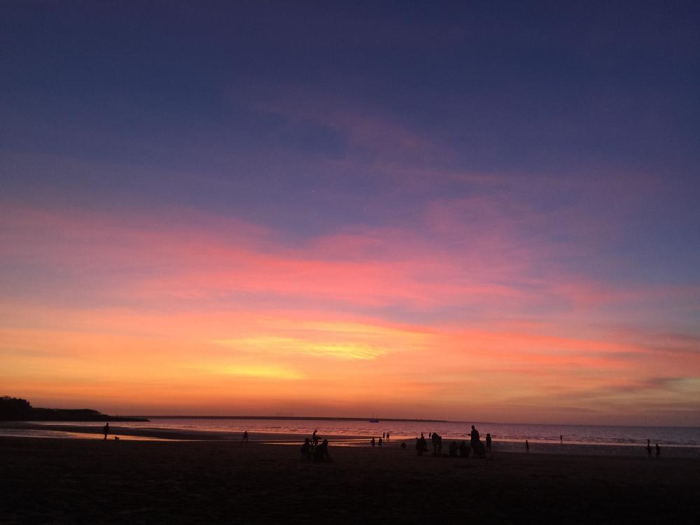 Darwin, Australia sunset