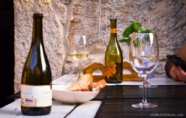 Rias Baixas wine tasting, Galicia, Spain