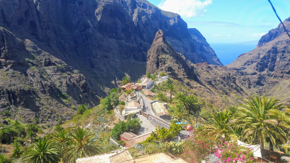 Masca, one of many things to do in Tenerife