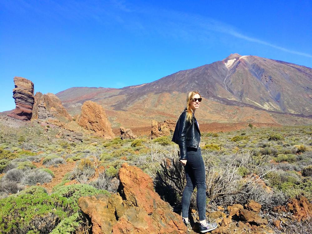 Mount Teide Volcano, Tenerife, Spain
