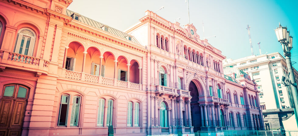 Visiting Buenos Aires, Argentina