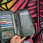Travel Giveaway: Win a Zippered Leather Travel Wallet!