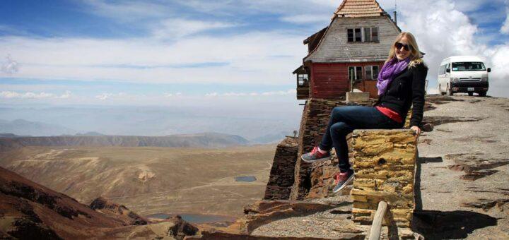 Chacaltaya, Bolivia