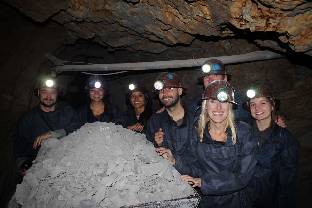 Potosí silver mine