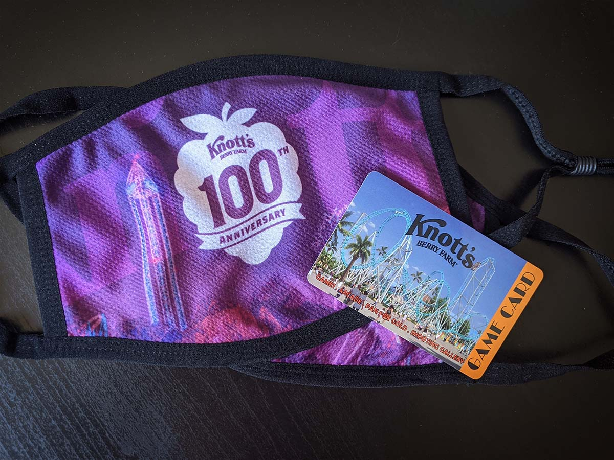 Knott's Berry Farm Giveaway