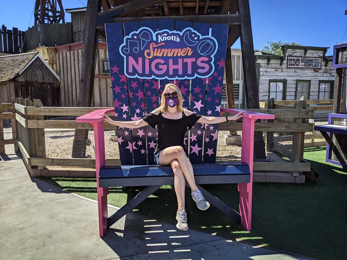 Knott's Summer Nights